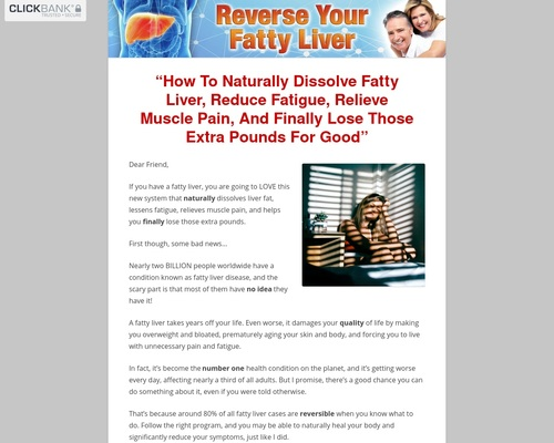 How I Reversed And Healed My Fatty Liver   Reverse Your Fatty Liver