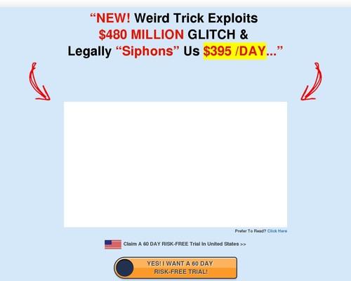 Daily Cash Siphon Biz Op   Evergreen Offer   Monthly Updates