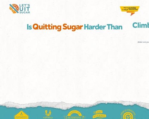 Let's Quit Sugar With Audiobook - Let's Quit Sugar