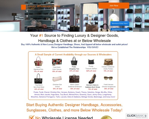 Luxury Designer Wholesale - Designer Handbags Below Wholesale