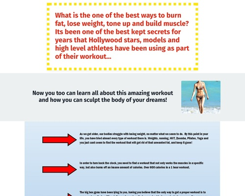 The Peak Performance Workout